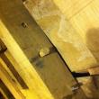 Oak Rafter Repair
