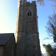 Tower - north elevation