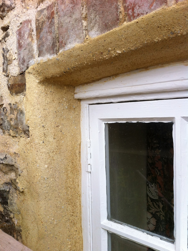 Private House Honiton Devon Abacus Stone Conservation