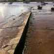 Topsham Slipway - after repairs