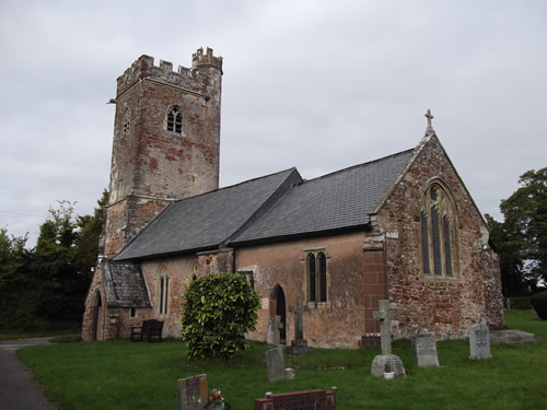 Aylesbeare Church