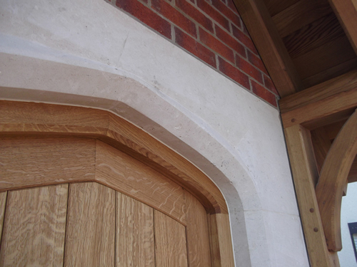 Private House, Sidmouth - Door Surround