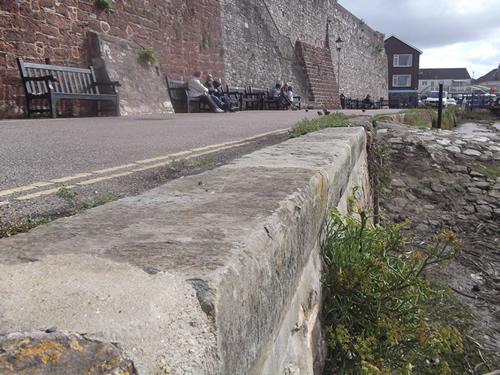 Topsham Quay After Works