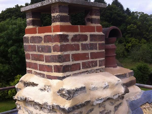 Lime Mortar Repair, Honiton