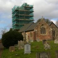 Aylesbeare Church, Devon